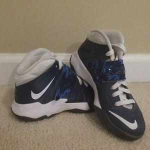 Nike Lebron James basketball sneakers